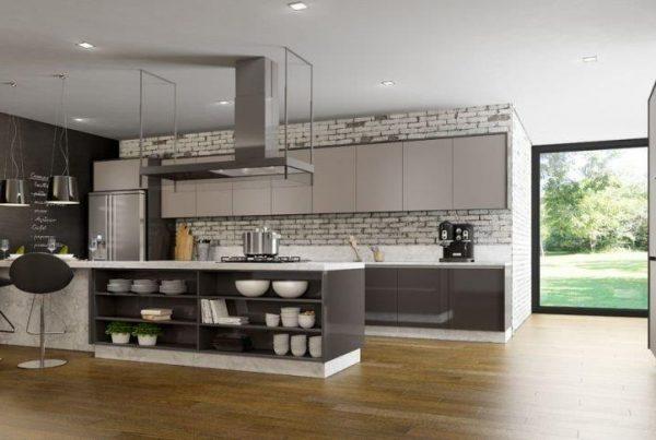 Armário sob medida para cozinha