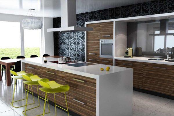 Móveis planejados para cozinha na zona sul
