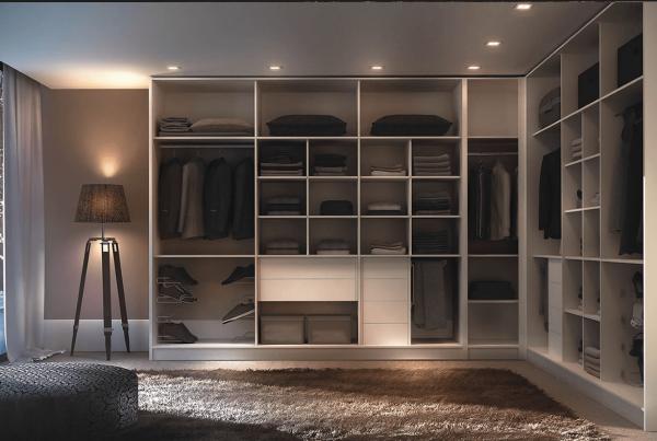 Valor closet sob medida