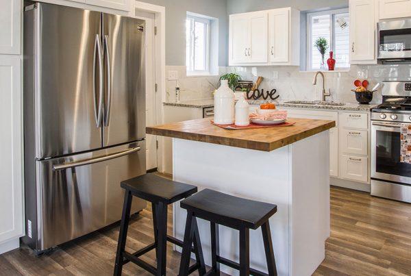 Truques para decoração de cozinha pequena