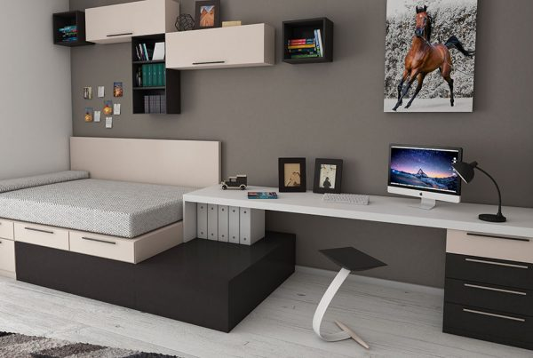 Como montar e decorar um home office no quarto