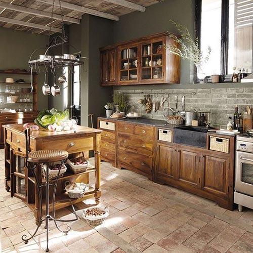 dicas de decoração para cozinha verde