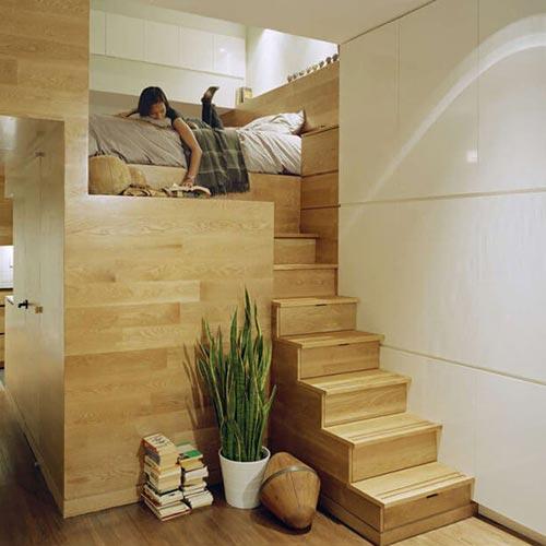 Móveis planejados para apartamento pequeno