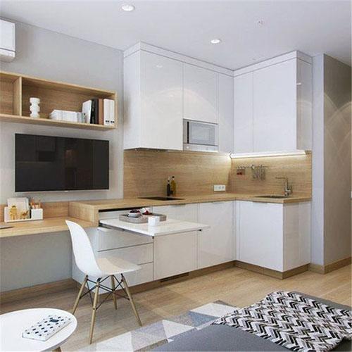 Cozinha planejada simples
